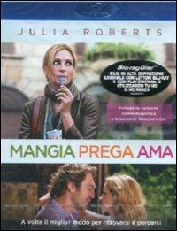 Cover Dvd Mangia, prega, ama (Blu-ray)