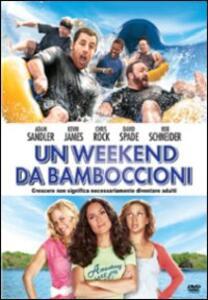 Un weekend da bamboccioni di Dennis Dugan - DVD