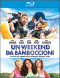 Un weekend da bamboccioni di Dennis Dugan - Blu-ray