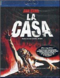 Cover Dvd La casa
