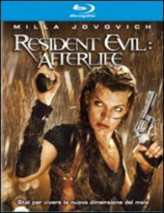 Film Resident Evil. Afterlife Paul W. S. Anderson