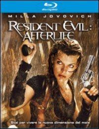 Cover Dvd Resident Evil. Afterlife