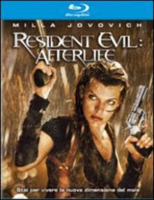 Resident Evil. Afterlife di Paul W. S. Anderson - Blu-ray