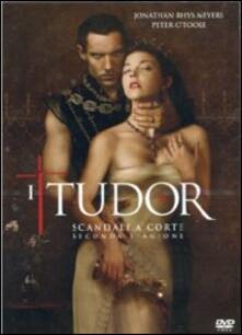 I Tudor. Scandali a corte. Stagione 2 (3 DVD) di Michael Hirst - DVD