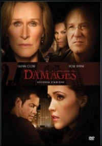 Cover Dvd Damages. Stagione 2