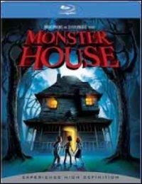 Cover Dvd Monster House