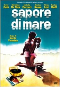 Cover Dvd Sapore di mare
