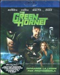 Cover Dvd The Green Hornet
