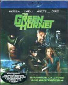 The Green Hornet di Michel Gondry - Blu-ray