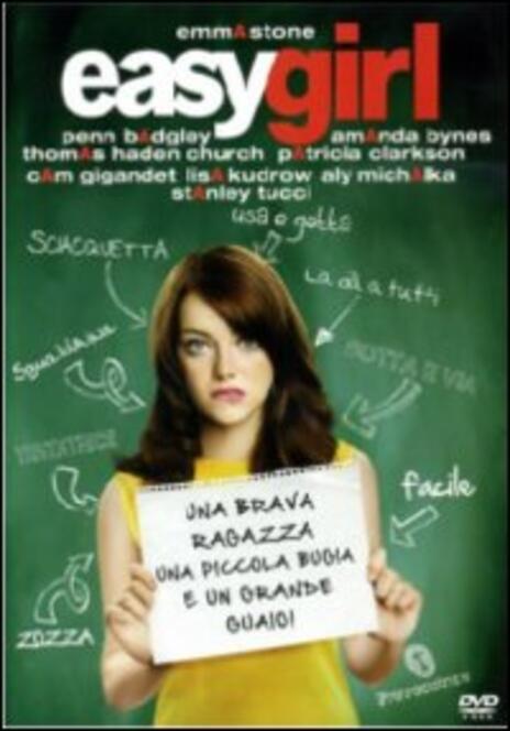Easy Girl di Will Gluck - DVD