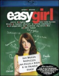 Easy Girl di Will Gluck - Blu-ray