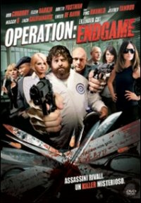 Cover Dvd Operation: Endgame