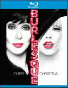 Burlesque di Steve Antin - Blu-ray