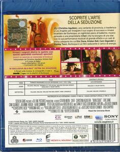 Burlesque di Steve Antin - Blu-ray - 2