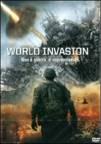 Cover Dvd World Invasion (DVD)