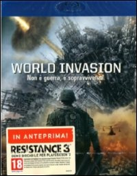 Cover Dvd World Invasion (Blu-ray)
