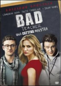 Bad Teacher. Una cattiva maestra<span>.</span> Edizione speciale di Jake Kasdan - DVD