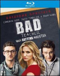 Cover Dvd Bad Teacher. Una cattiva maestra (Blu-ray)