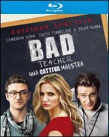 Bad Teacher. Una cattiva maestra<span>.</span> Edizione speciale di Jake Kasdan - Blu-ray