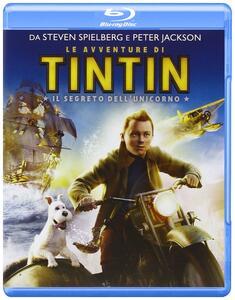 Film Le avventure di Tintin. Il segreto dell'Unicorno Steven Spielberg