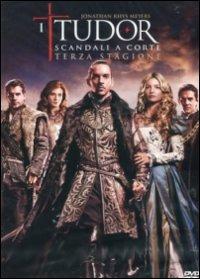 Cover Dvd Tudor. Scandali a corte. Stagione 3 (DVD)