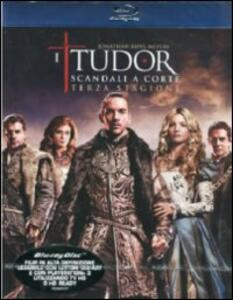Film I Tudor. Scandali a corte. Stagione 3 (2 Blu-ray) Michael Hirst
