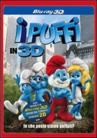 Cover Dvd Puffi 3D (Blu-ray)