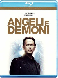 Cover Dvd Angeli e demoni (Blu-ray)