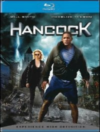 Cover Dvd Hancock (Blu-ray)