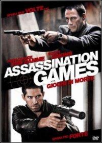 Cover Dvd Assassination Games. Giochi di morte (DVD)