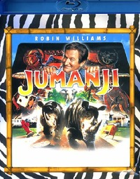 Cover Dvd Jumanji (Blu-ray)