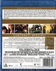Jumanji di Joe Johnston - Blu-ray - 2