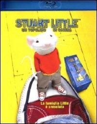 Cover Dvd Stuart Little. Un topolino in gamba (Blu-ray)