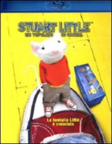 Stuart Little. Un topolino in gamba di Rob Minkoff - Blu-ray