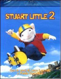 Cover Dvd Stuart Little 2 (Blu-ray)