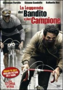 La leggenda del bandito e del campione (DVD) di Lodovico Gasparini - DVD