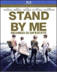 Stand By Me. Ricordo di un'estate di Rob Reiner - Blu-ray
