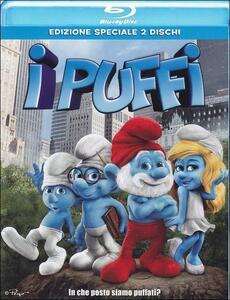 Film I Puffi Raja Gosnell