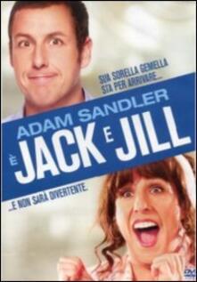 Jack e Jill di Dennis Dugan - DVD