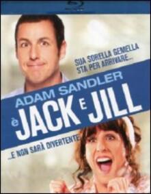 Jack e Jill di Dennis Dugan - Blu-ray