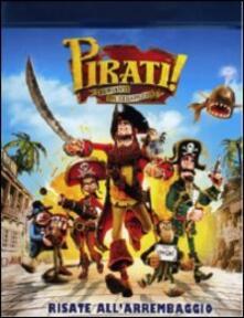 Pirati! Briganti da strapazzo di Peter Lord,Jeff Newitt - Blu-ray
