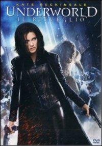 Cover Dvd Underworld. Il risveglio (DVD)