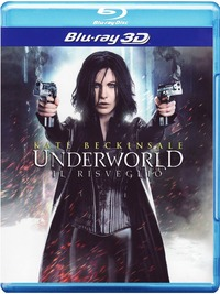 Cover Dvd Underworld. Il risveglio (Blu-ray)
