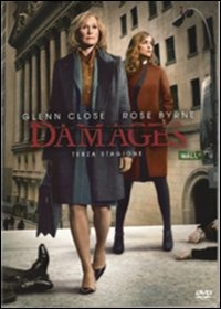Cover Dvd Damages. Terza stagione (DVD)