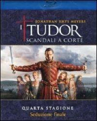 Cover Dvd Tudor. Scandali a corte. Stagione 4 (Blu-ray)