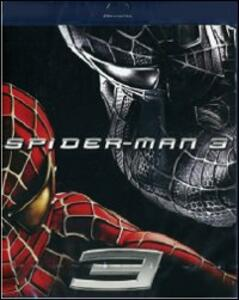 Spider-Man 3 di Sam Raimi - Blu-ray