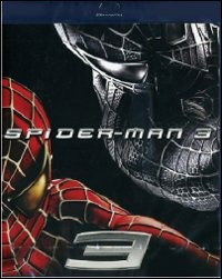 Cover Dvd Spider-Man 3 (Blu-ray)