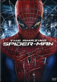 Cover Dvd Amazing Spider-Man 3D (DVD)