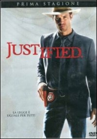 Cover Dvd Justified. Stagione 1 (DVD)