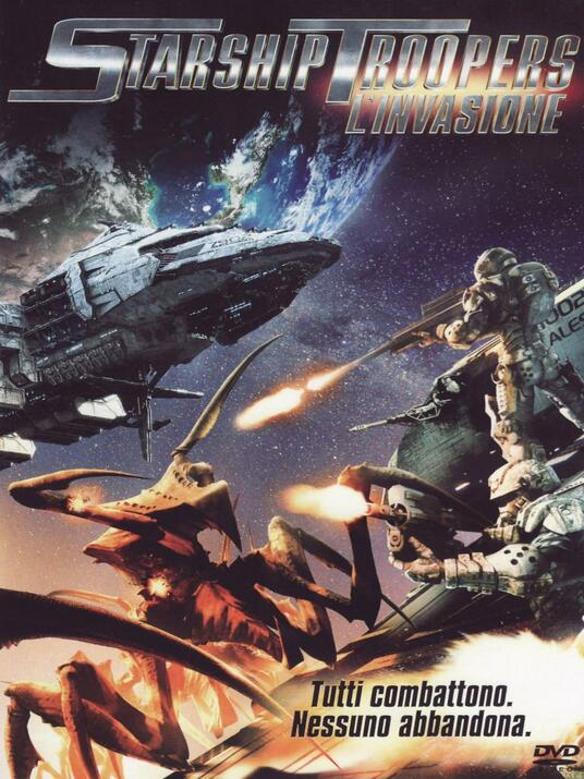 Starship Troopers. L'invasione di Shinji Aramaki - DVD